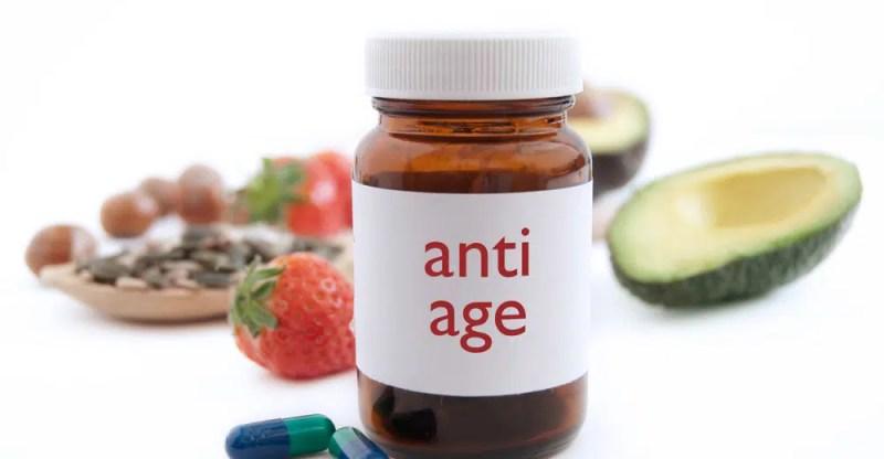 15 Amazing Anti-Aging Foods