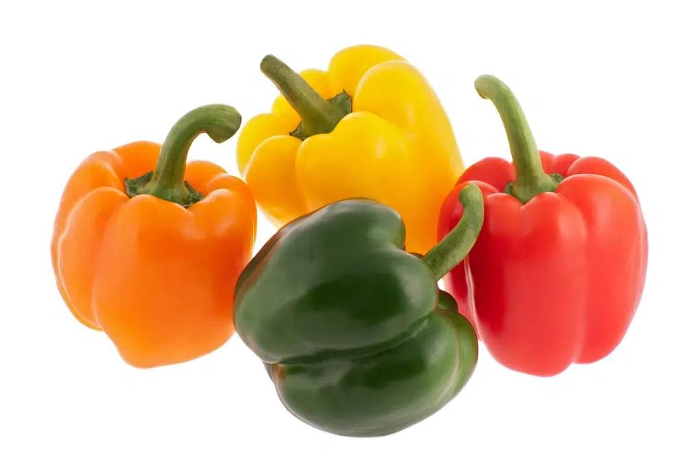 Benefícios para a saúde do pimentão