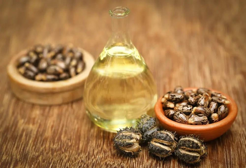 Benefícios surpreendentes para a saúde do óleo de ricino