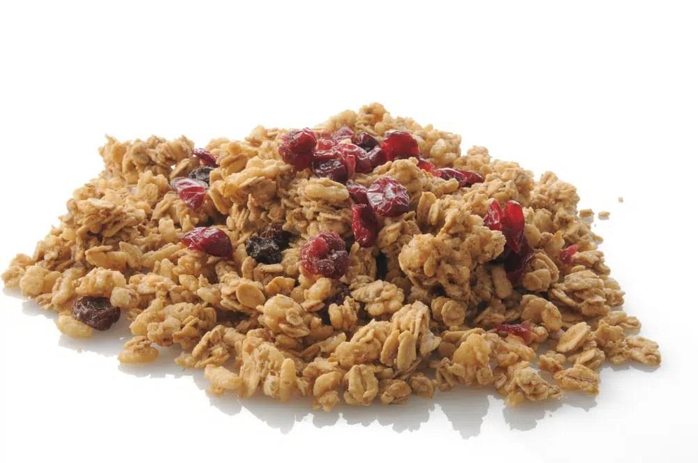 Benefícios surpreendentes para a saúde da granola