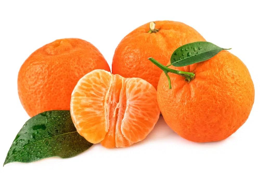 Benefícios surpreendentes para a saúde da tangerina
