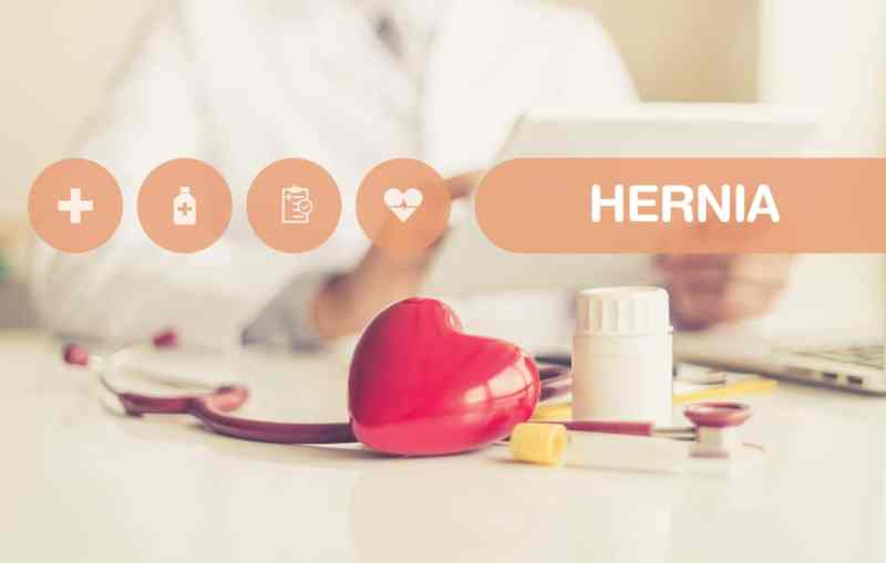 Remédios naturais para hérnia