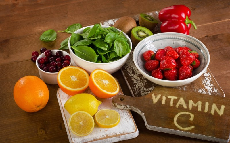 Foods containing vitamin A