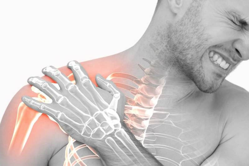 Symptoms Of Shoulder Pain