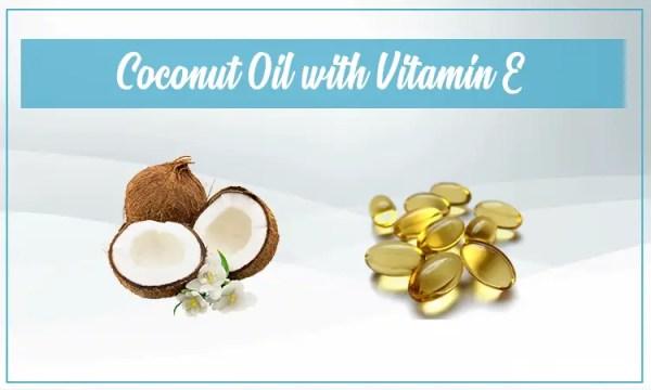 Coconut & Vitamin E Oil Mask