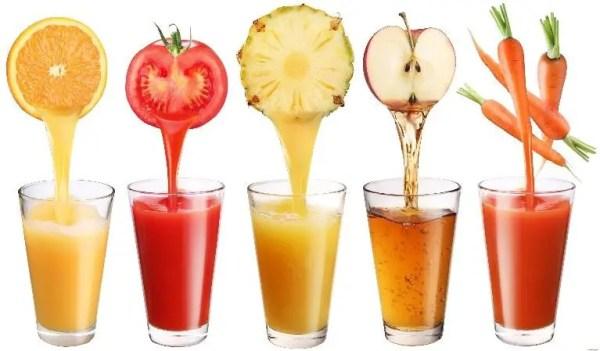 Pick Healthier Beverages