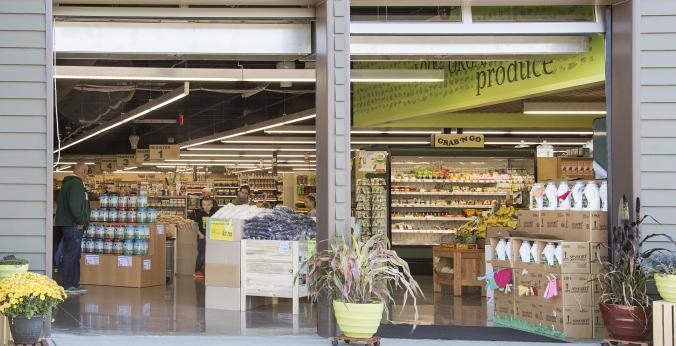 Fresh Products Oregon Road