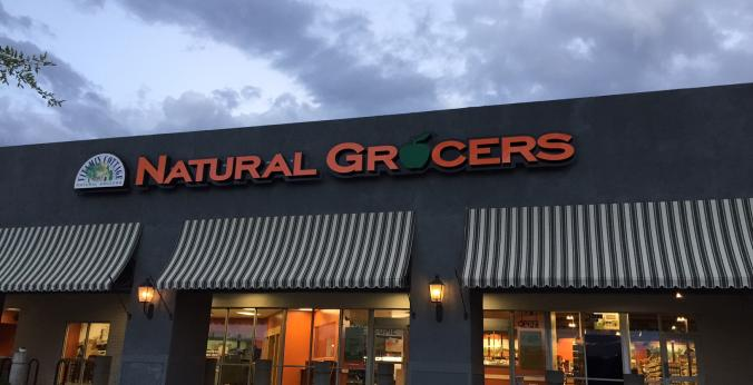 Organic Natural Grocery Store In Scottsdale Az