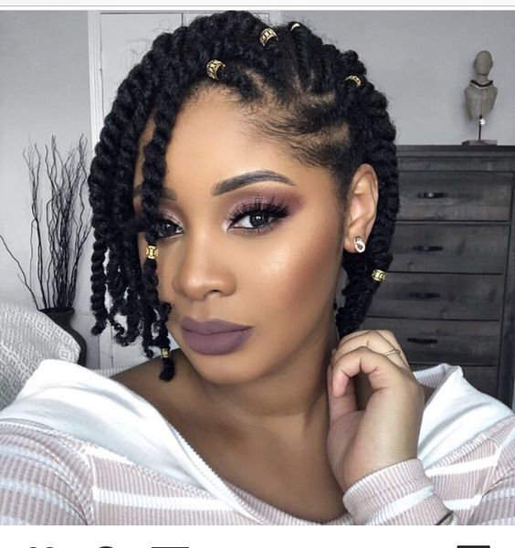 21 Protective Styles For Natural Hair Braids