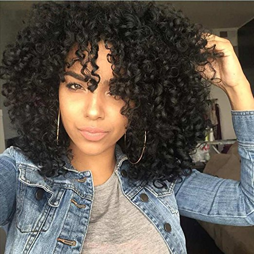 Natural Hairstyles For Noheat Hair Challenge Curly