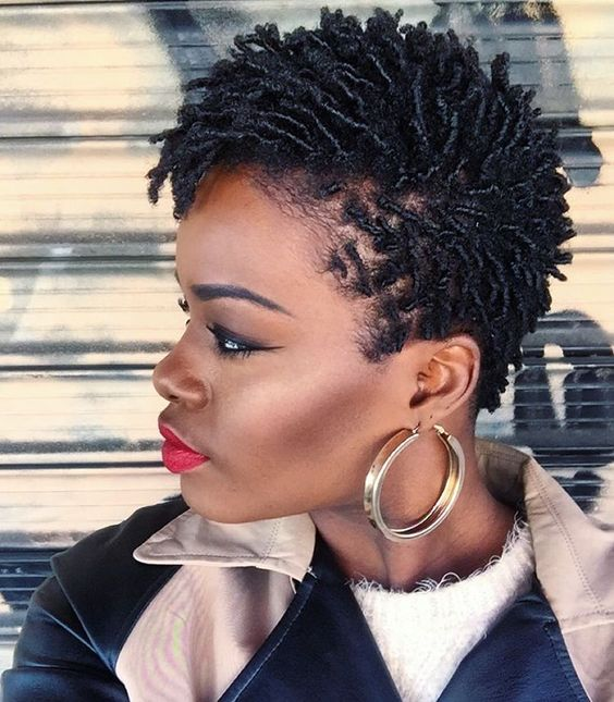 Summer Hair, Create Finger Coils On Short Natural Hair