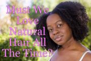 love natural hair