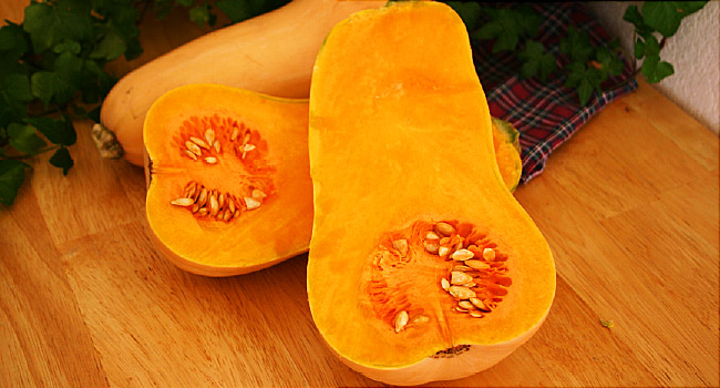 Butternut Squash To Build Better Natural Hair