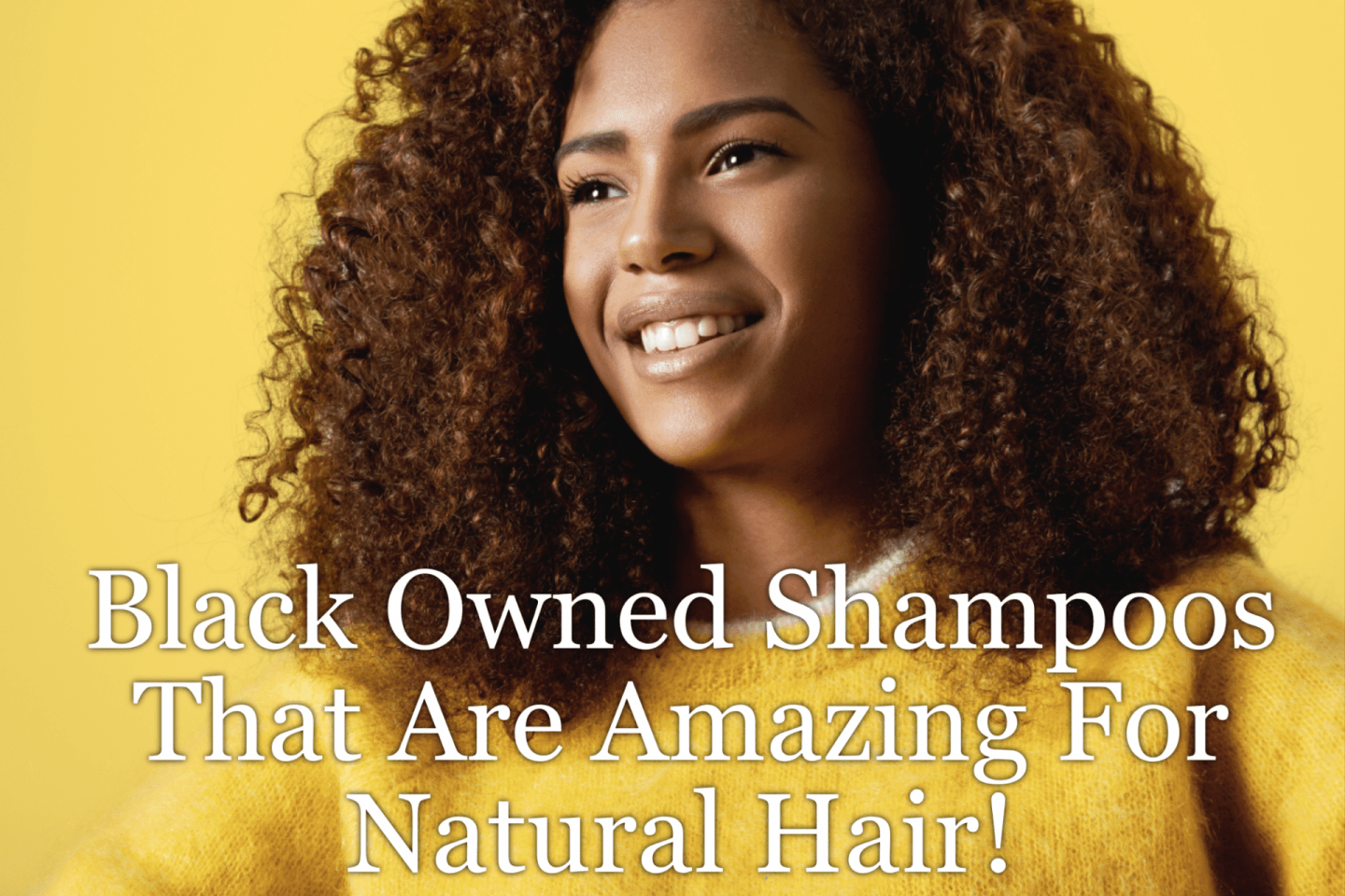 Black owned Shampoos for natural hair are a big topic in our community and worth digging into to find the best. Check out our faves in this list of 10.