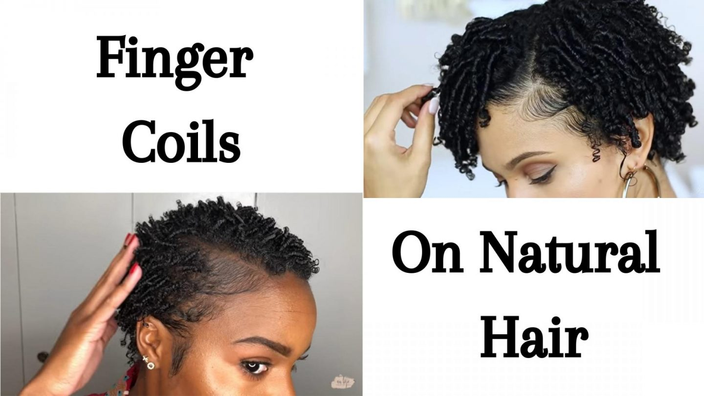 Finger Coils on natural hair is a great style for new naturals whether you did the big chop or transitioning. Learn all about this style.