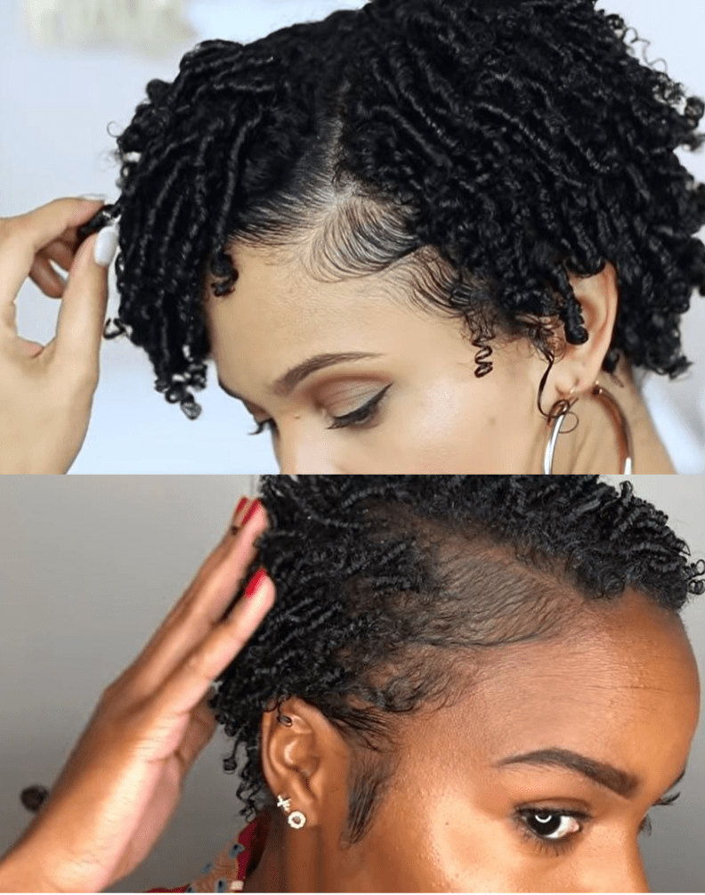 Styling Natural Hair For Beginners