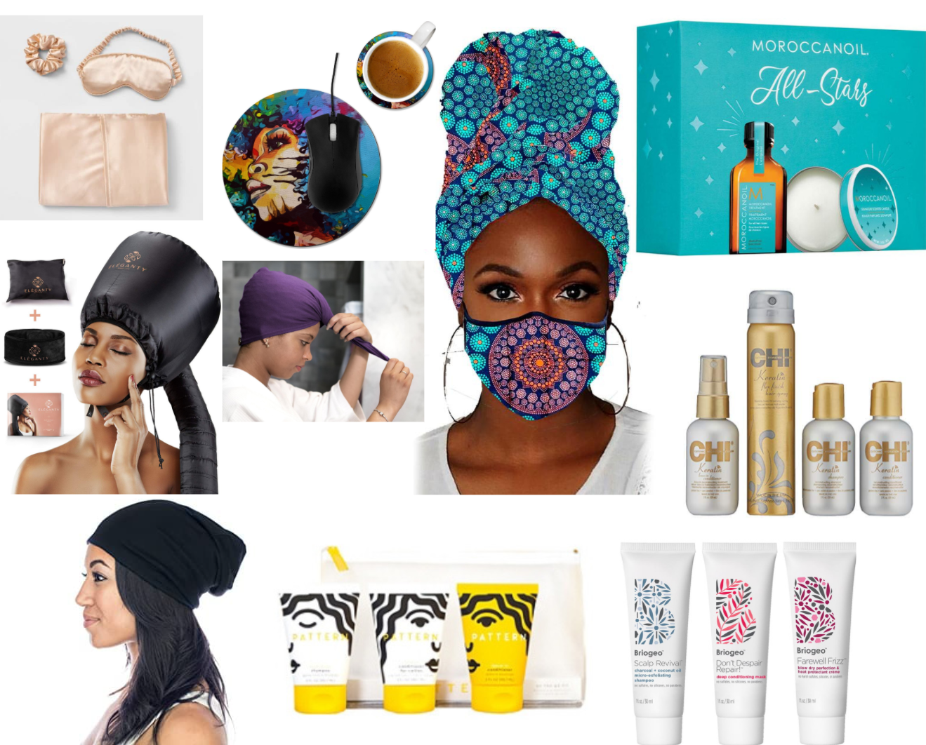 Holiday Gift Guide 2020 For All Naturals On Your List!