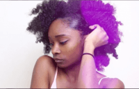 Bombshell Braid Out Tutorial