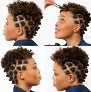 Simple ways to style bantu knots for your natural hair bantu knots are easy to do and are great for any natural hair length thecheapjerseys Image collections