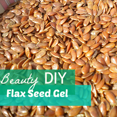 Flax Seed Gel Recipe