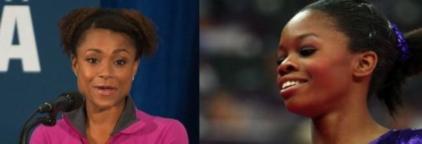 [Video] Why Dominique Dawes Says Go Natural to Gabby Douglas' Critics