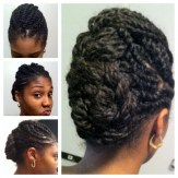 Different Variation of Fusion of Culture Updo