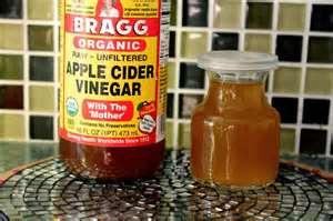 Apple Cider Vinegar Rinse for Natural Hair