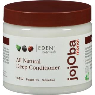 Eden BodyWorks All Natural Jojoba Monoi Deep Conditioner