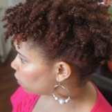 Hairstyle #3: Elegant Updo