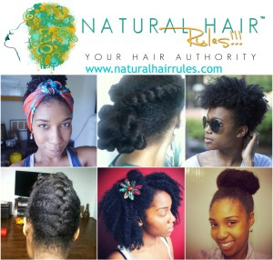Spring Trends for Natural Hair