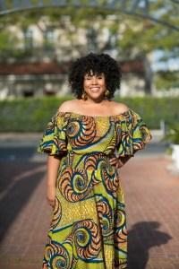 Tendrils and Curls owner, Dr. Paula Chrishon
