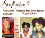 sheamoisture ammonia-free hair