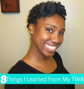 8 Things I Learned From My TWA