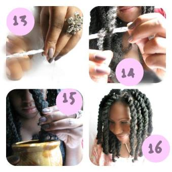 Havana Twist How-To