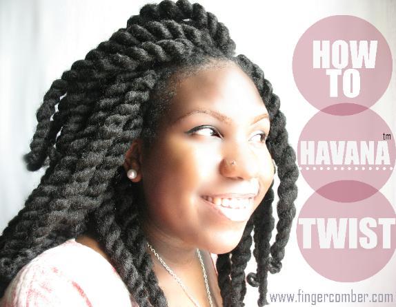 How To Havana Twists