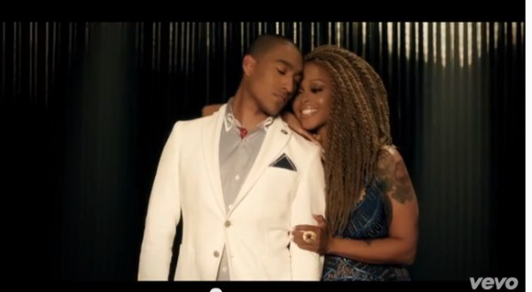 """Chrisette Michele Rocks Twists in """"Love Won't Leave Me Out"""" Video"""