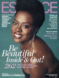 Viola Davis Is Radiant on the October Cover of ESSENCE