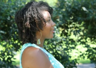 how to use heat on natural hair