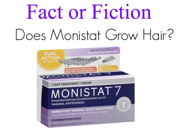 Does Monistat Really Grow Hair