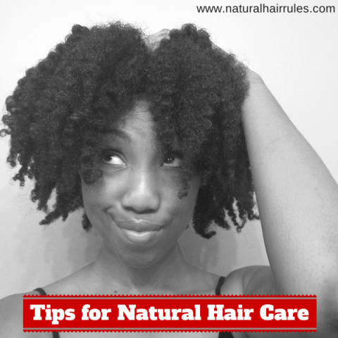 3 Important Things You Should Know About Natural Hair Care