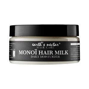 Earth's Nectar Monoï Hair Milk