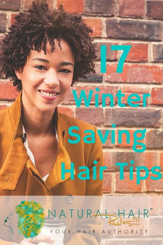 Winter Saving Hair Tips