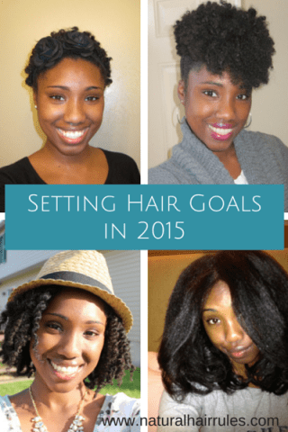 5 Tips for Setting & Keeping Your 2015 Hair Goals