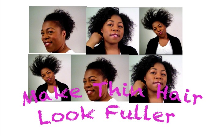 5 Tips For Adding More Volume To Thin Fine Natural Hair