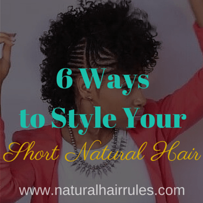 Swell Short Natural Hair Styles Archives Natural Hair Rules Natural Hairstyles Runnerswayorg