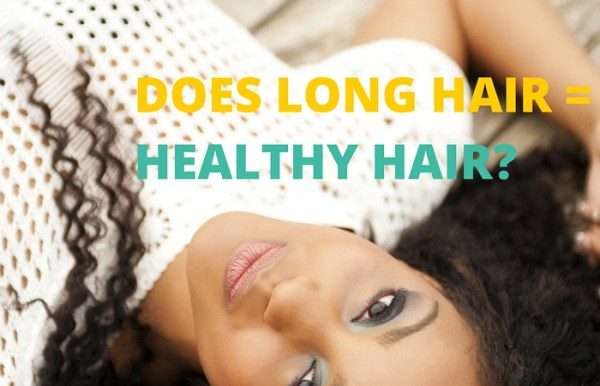 Healthy Hair Doesn't Mean Long Hair or Does It?