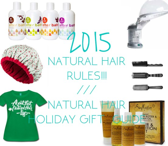 2015 Holiday Gift Guide for Naturals