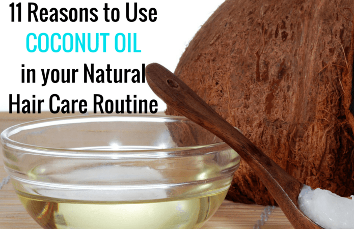 11 Ways to Use Coconut Oil For Hair