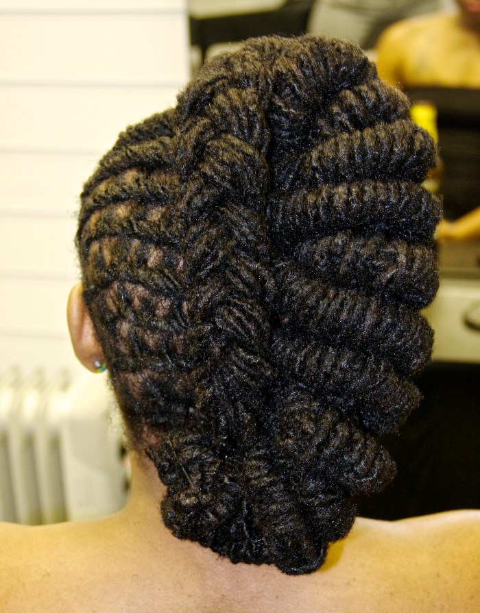 gorgeous loc hairstyles