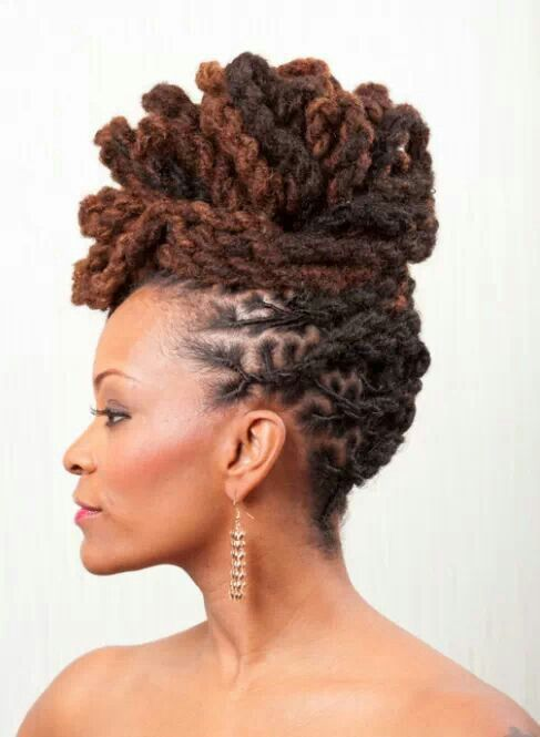 Locs-For-Spring-Twisted-Updo